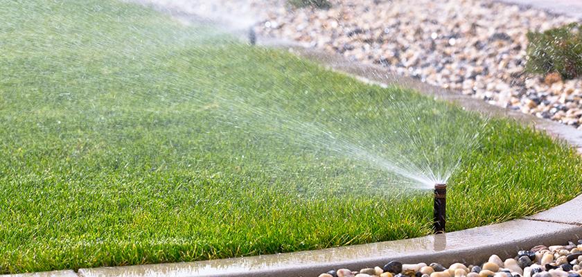 Lawn sprinkler system   SHW Blog