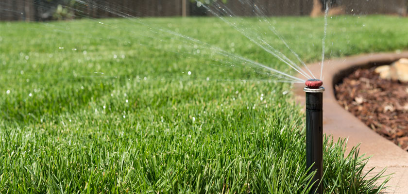 Identify sprinkler issues and know when to replace your sprinkler system with Select Home Warranty.   SHW
