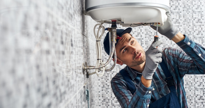 Use these 5 steps to maintain your boiler and know when to call on a professional. | SHW Blog