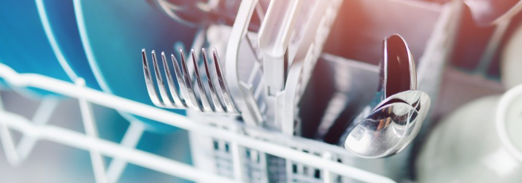 A dishwasher home warranty is a great back up plan for when your dishwasher becomes old and routine maintenance doesn't cut it. | SHW Blog
