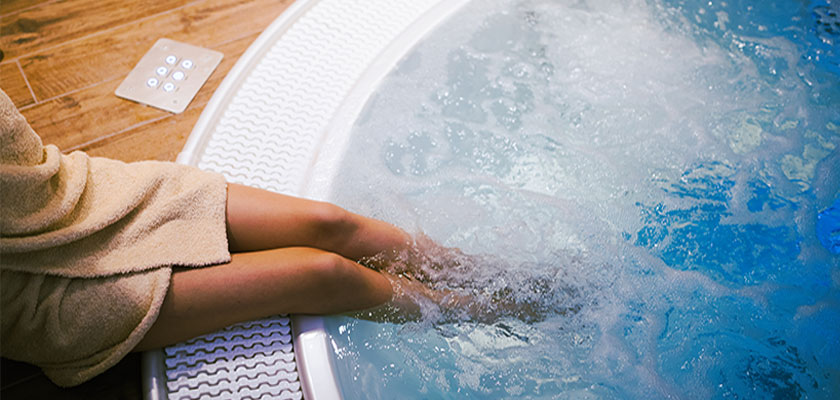 How to Clean & Maintain a Jetted Tub or Spa